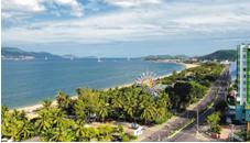 Du lịch Nha Trang - Biển Nha Trang.