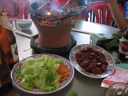 Bò nướng Lạc Cảnh 1