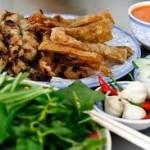 Đặc sản nem nướng Ninh Hòa