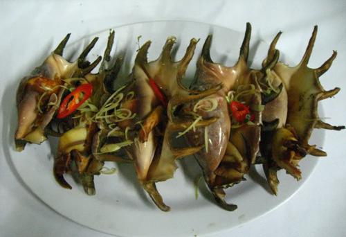 Hai san Nha Trang