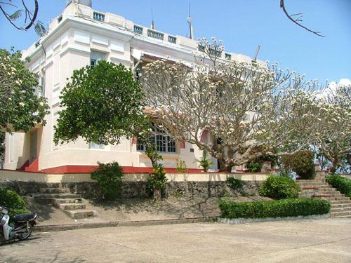 lau Bao Dai Nha Trang