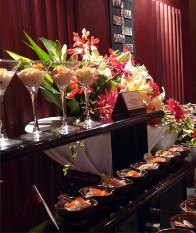 Thuong thuc buffet tai Nha Trang