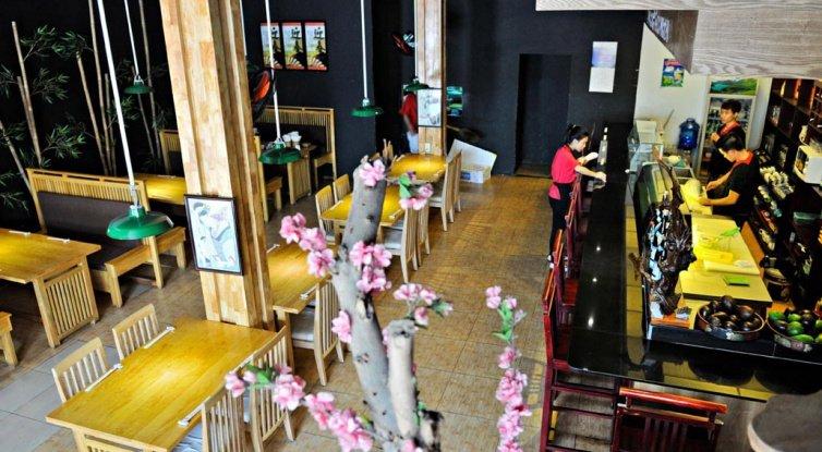 nhà hang Nhật Sushi Sakura