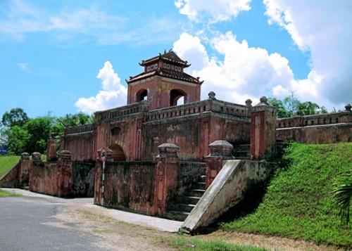 thanh co Dien Khanh Khanh Hoa