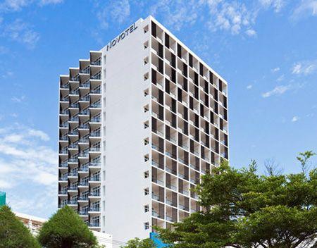 Khách sạn Novotel Nha Trang.
