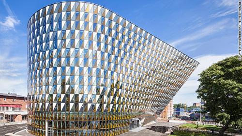 Aula Medica, Solna, Thụy Điển