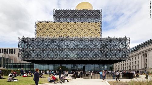 Thư viện Birmingham ở Anh