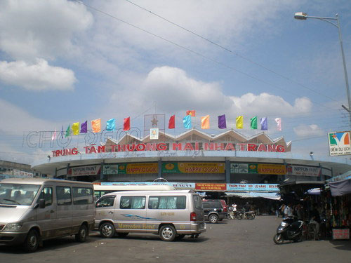 Cho Dam Nha Trang