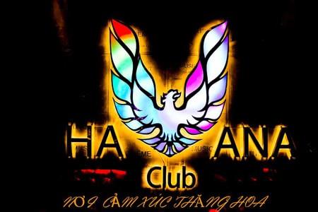 Havana Club Nha Trang- Điểm hẹn của các bạn trẻ.