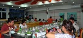 Nhà hàng lẩu băng chuyền Nichi Nha Trang