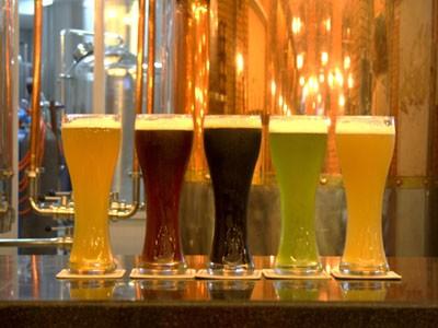 5 loại bia đặc trưng của nhà hàng Bia tươi Beerfest-vn.