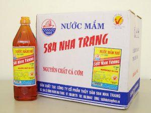 Nước mắm Nha Trang
