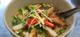 Vị ngon ngọt trong tô bánh canh chả cá Nha Trang