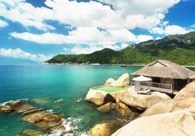 Nét đẹp hoang sơ của vịnh Ninh Vân